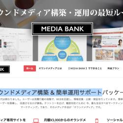 MEDIA BANK